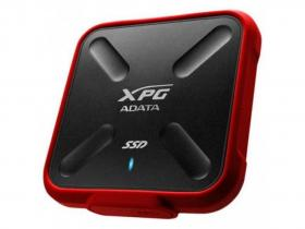 A-Data 256GB ASD700X USB3.1 Black/Red