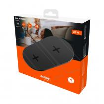ACME CH305 Dual Wireless Charger Black